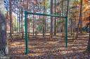 A simple play set awaits - 11502 GENERAL WADSWORTH DR, SPOTSYLVANIA