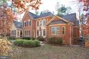 Another view of the classic architecture - 11502 GENERAL WADSWORTH DR, SPOTSYLVANIA
