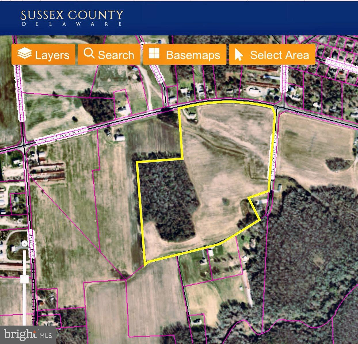土地,用地 为 销售 在 达格斯伯勒, 特拉华州 19939 美国