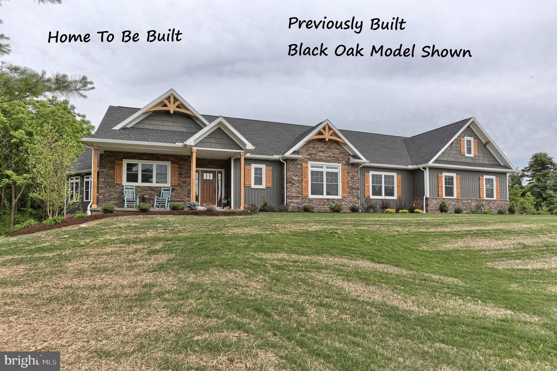Single Family Homes για την Πώληση στο 225 KREIDER RD #BLACK OAK MODEL Palmyra, Πενσιλβανια 17078 Ηνωμένες Πολιτείες