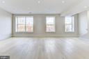 Large and bright living/dining room! - 1944 CAPITOL AVE NE #3, WASHINGTON