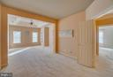 Enter the Master Suite through French Doors - 3 GRISTMILL DR, STAFFORD