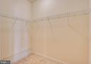 His and Her's Walk-in Closets - 3 GRISTMILL DR, STAFFORD