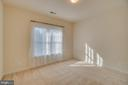Bedroom Four with Double Windows - 3 GRISTMILL DR, STAFFORD
