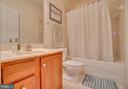 Full Bathroom in the Basement - 3 GRISTMILL DR, STAFFORD