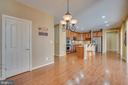 Very  Spacious Walk-in Pantry behind this door - 3 GRISTMILL DR, STAFFORD