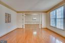 Flow from the Formal Receiving Area/Living Room - 3 GRISTMILL DR, STAFFORD