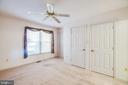 Master Bedroom on Main Level - 113 EDGEHILL DR, LOCUST GROVE