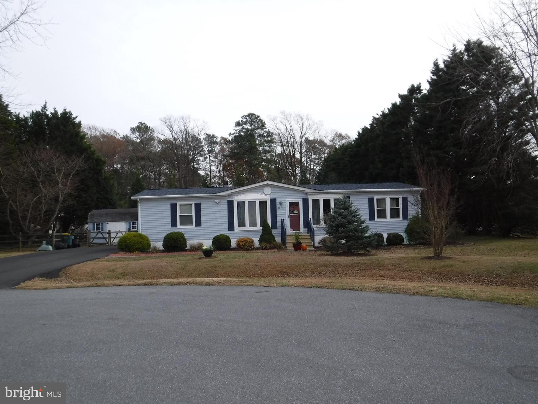 Single Family Homes pour l Vente à Millsboro, Delaware 19966 États-Unis