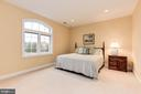 Bedroom #1 with private bathroom - 16311 BARNESVILLE RD, BOYDS