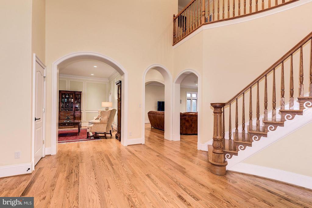 Open  concept floor plan - 16311 BARNESVILLE RD, BOYDS