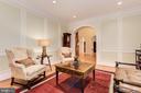Living room/sitting room/ library - 16311 BARNESVILLE RD, BOYDS