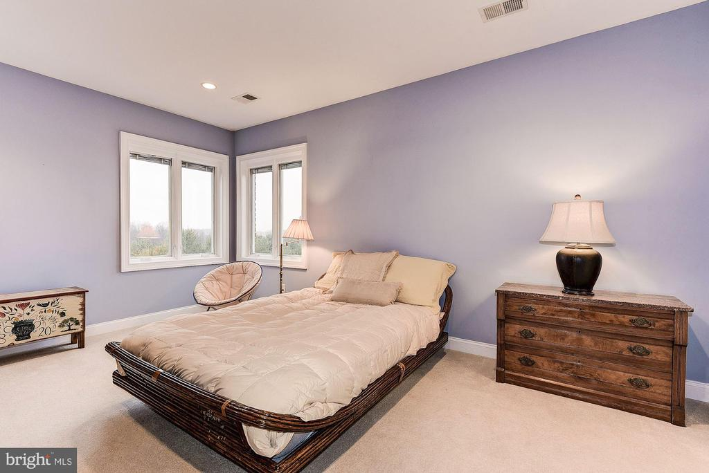 Bedroom #4 with private bathroom - 16311 BARNESVILLE RD, BOYDS