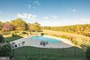 Pool deck recently refurbished - 16311 BARNESVILLE RD, BOYDS