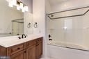 Full bathroom #4 - 16311 BARNESVILLE RD, BOYDS