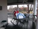 THE FRONT PORCH IS BIG ENOUGH FOR SANTA'S SLEIGH! - 2010 FALL HILL AVE, FREDERICKSBURG