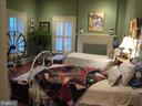 AN OLD-FASHIONED BEDROOM READY FOR SANTA'S ELVES! - 2010 FALL HILL AVE, FREDERICKSBURG