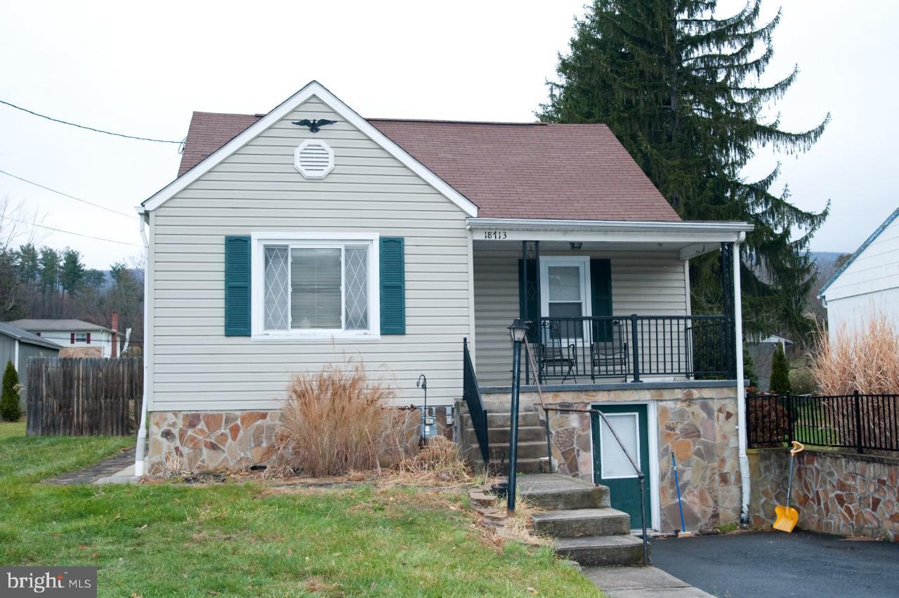 Single Family Homes için Satış at Rawlings, Maryland 21557 Amerika Birleşik Devletleri