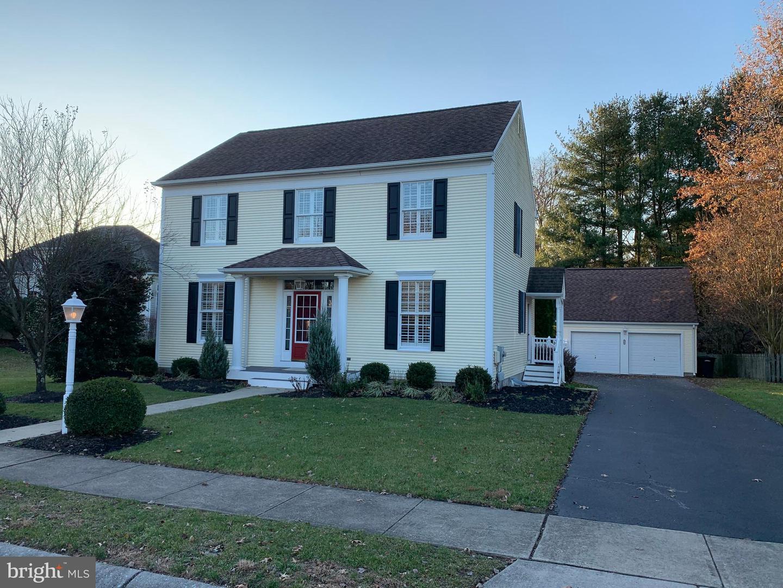 Single Family Homes pour l à louer à Medford, New Jersey 08055 États-Unis
