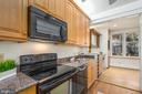 Kitchen - 1932 38TH ST NW, WASHINGTON