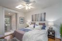Master bedroom - 1932 38TH ST NW, WASHINGTON