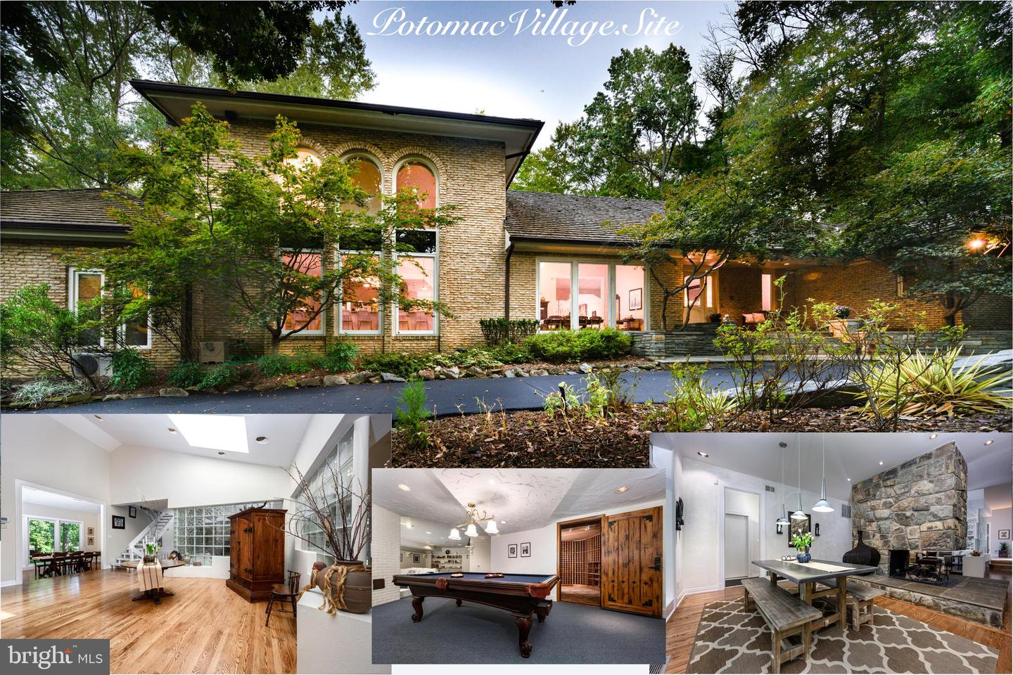9612 HALTER COURT, POTOMAC, Maryland