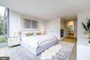 Spacious master bedroom - 1111 24TH ST NW #74, WASHINGTON