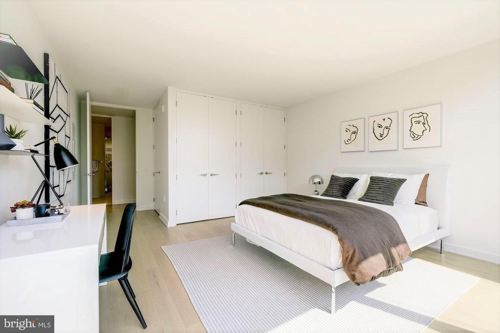 Bedroom 2 - 1111 24TH ST NW #74, WASHINGTON