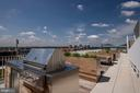 Grill terrace to enjoy dinner with friends - 1111 24TH ST NW #74, WASHINGTON