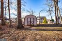 Shed - 35387 WILDERNESS SHORES WAY, LOCUST GROVE
