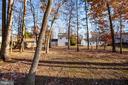 Back yard view - 35387 WILDERNESS SHORES WAY, LOCUST GROVE