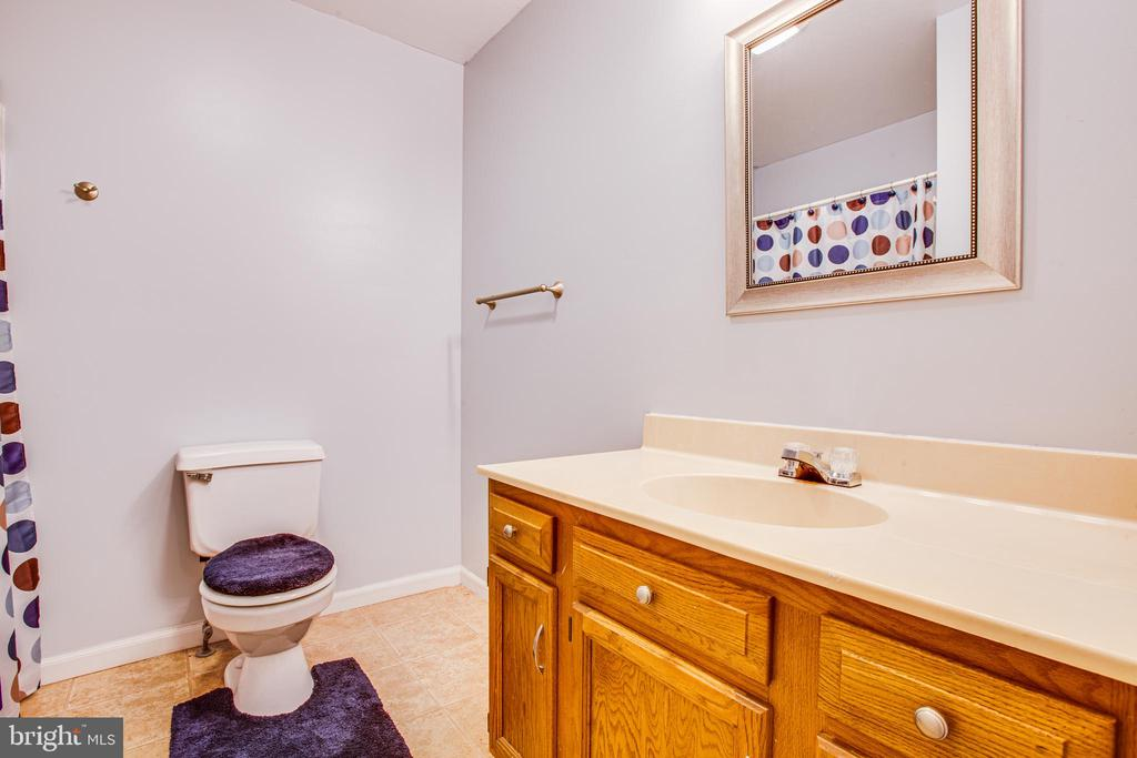 Upstairs hall Bath - 35387 WILDERNESS SHORES WAY, LOCUST GROVE