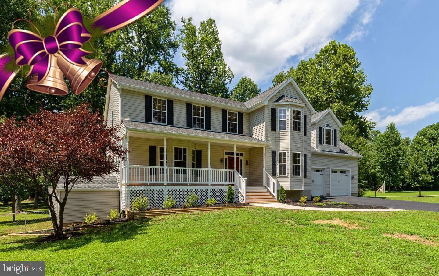 Single Family Homes por un Venta en Lusby, Maryland 20657 Estados Unidos