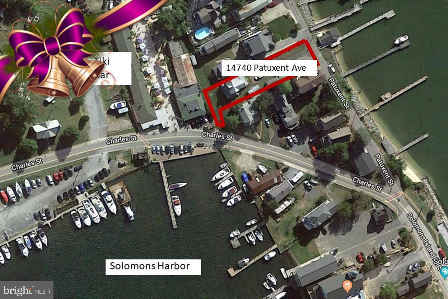 Land for Sale at Solomons, Maryland 20688 United States