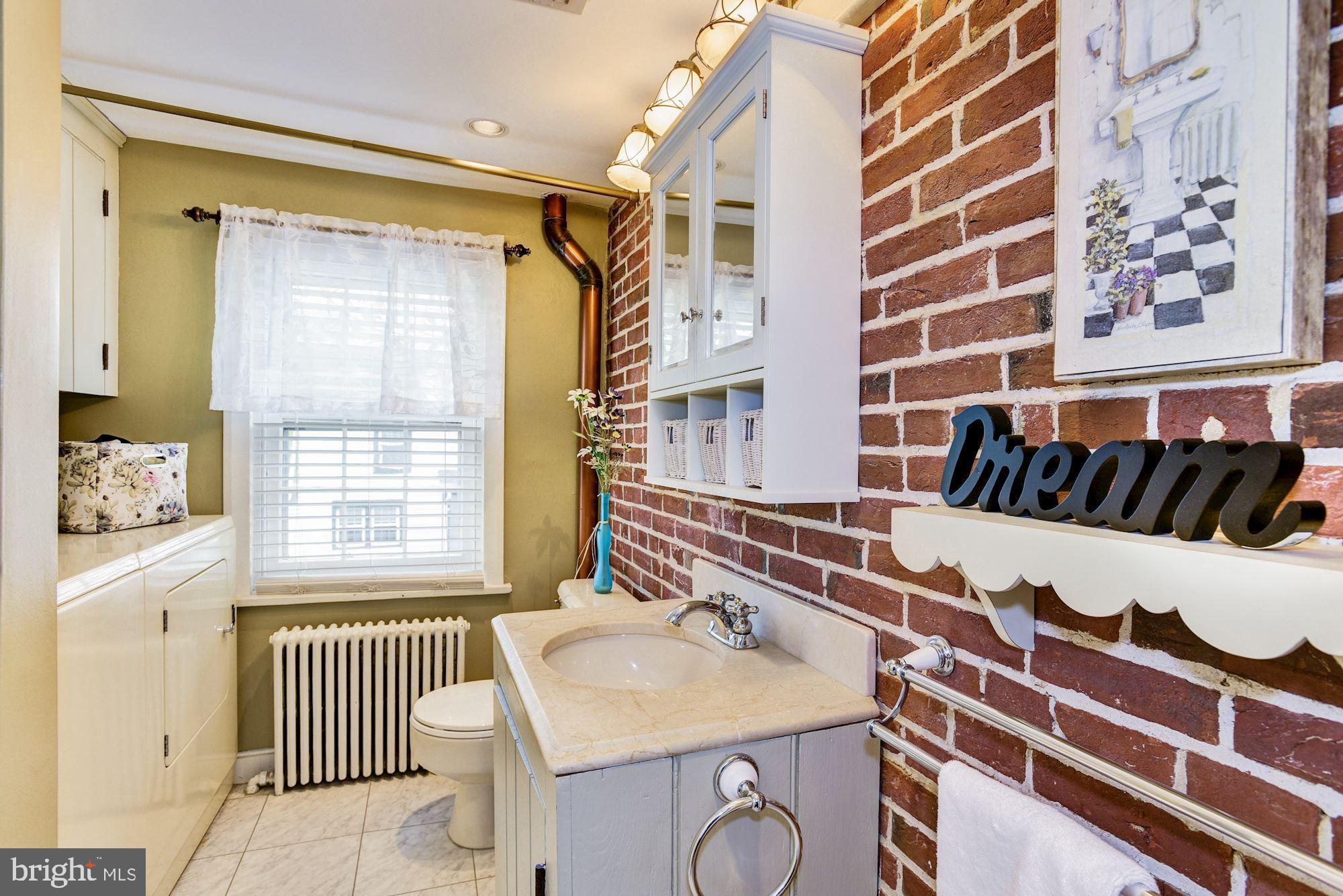 Stall Shower, Master Bath