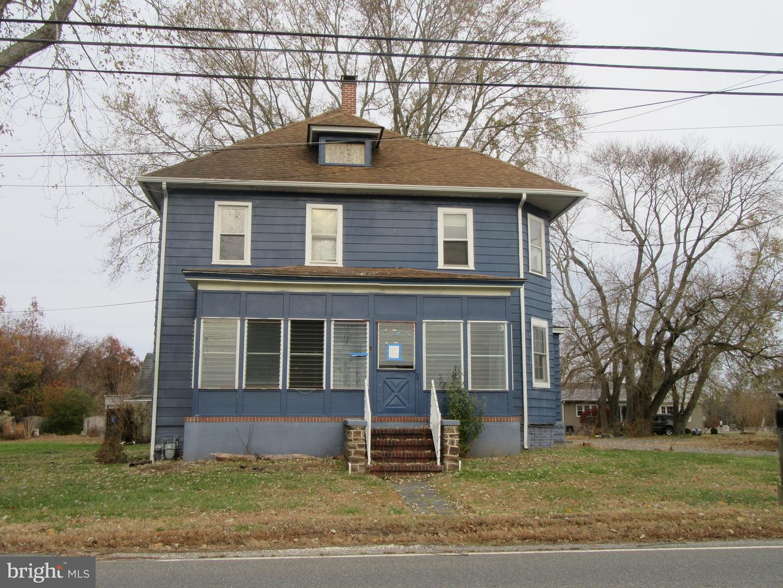 Property 為 出售 在 Dividing Creek, 新澤西州 08315 美國