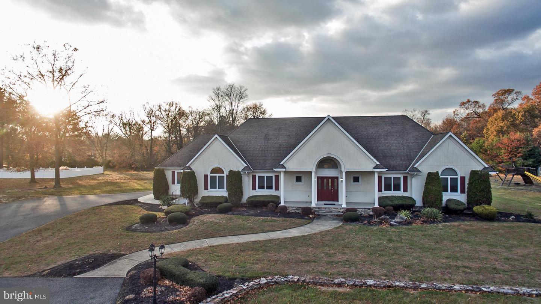 Single Family Homes för Försäljning vid Vineland, New Jersey 08361 Förenta staterna