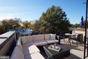 Tree top views and blue skies... - 1335 INDEPENDENCE CT SE, WASHINGTON