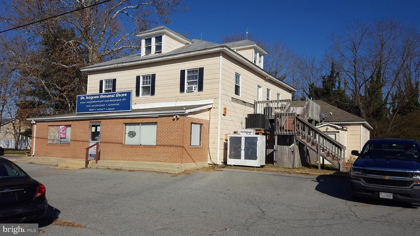 Retail for Sale at St. Inigoes, Maryland 20684 United States