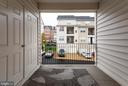 Private Balcony - 2296 MARGRAF CIR, WOODBRIDGE