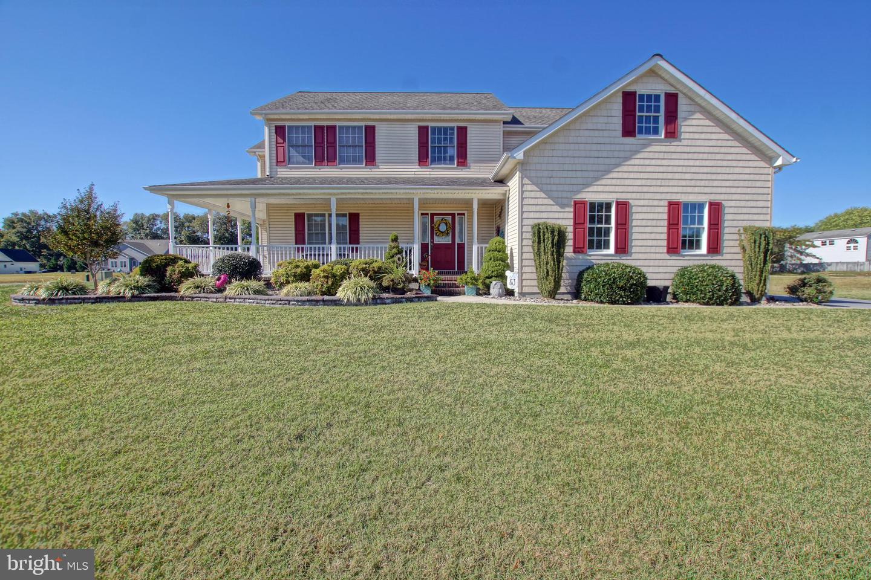 Single Family Homes para Venda às 32497 BAY HOLLOW Drive Millsboro, Delaware 19966 Estados Unidos