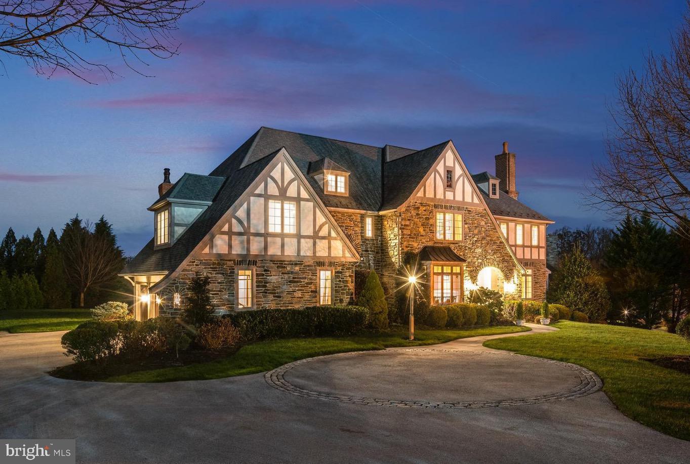 Single Family Homes للـ Sale في Gladwyne, Pennsylvania 19035 United States