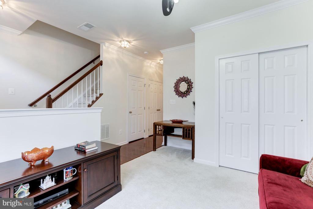 Coat Closet on Entry Level - 42915 PAMPLIN TER, CHANTILLY