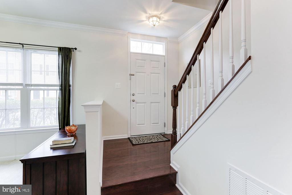 Lower Level Entryway - 42915 PAMPLIN TER, CHANTILLY
