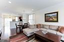 Main Level Living Room - 42915 PAMPLIN TER, CHANTILLY