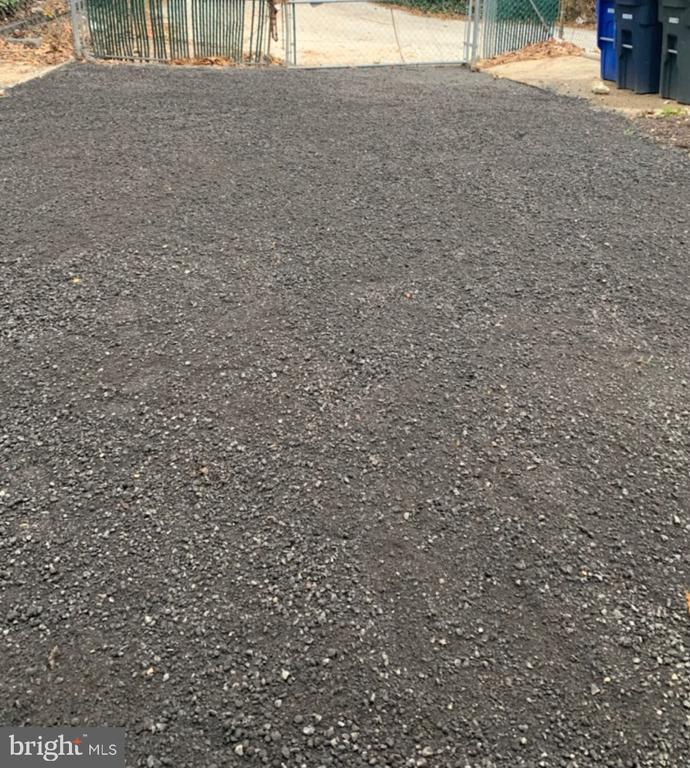 New asphalt driveway - 5020 LEE ST NE, WASHINGTON