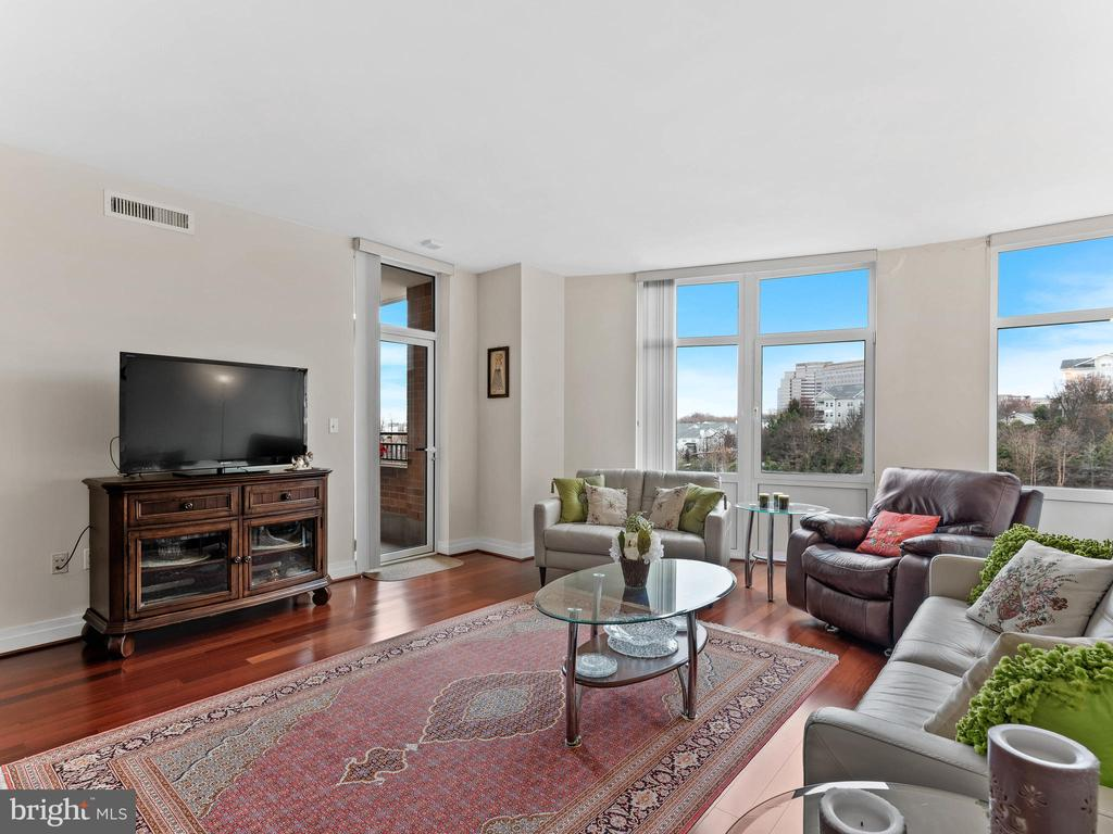 Family Room - 8220 CRESTWOOD HEIGHTS DR #511, MCLEAN
