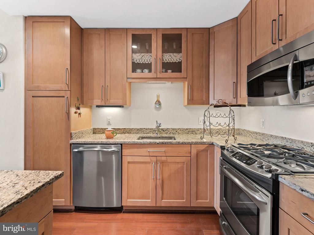 Kitchen - 8220 CRESTWOOD HEIGHTS DR #511, MCLEAN