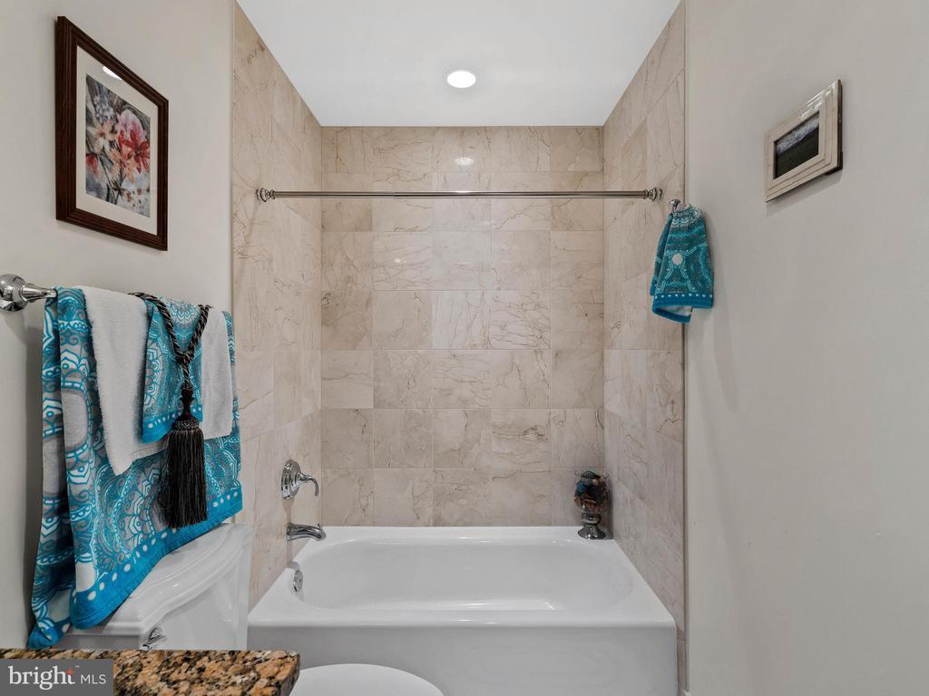 Master Bathroom - 8220 CRESTWOOD HEIGHTS DR #511, MCLEAN