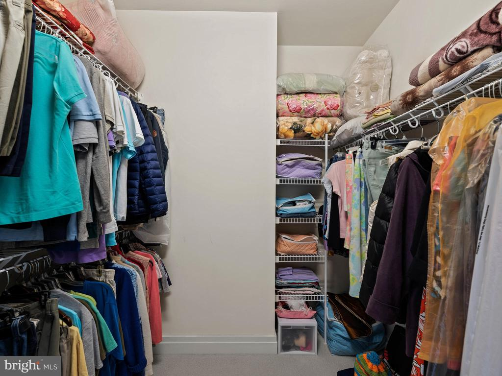 Walk-In Closet - 8220 CRESTWOOD HEIGHTS DR #511, MCLEAN